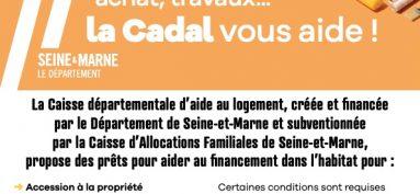 Caisse Départementale d'Aide au Logement de Seine-et-Marne «C.A.D.A.L. »